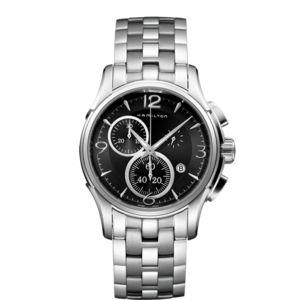 Hamilton jazzmaster chrono quartz h32565135