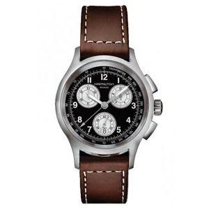 Hamilton khaki aviation chrono h76412533