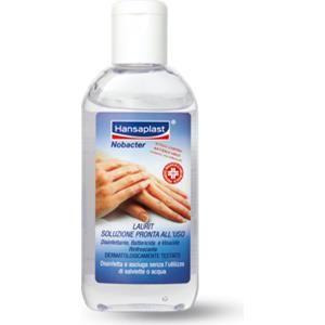 Hansaplast No Bacter Gel Battericida 100ml
