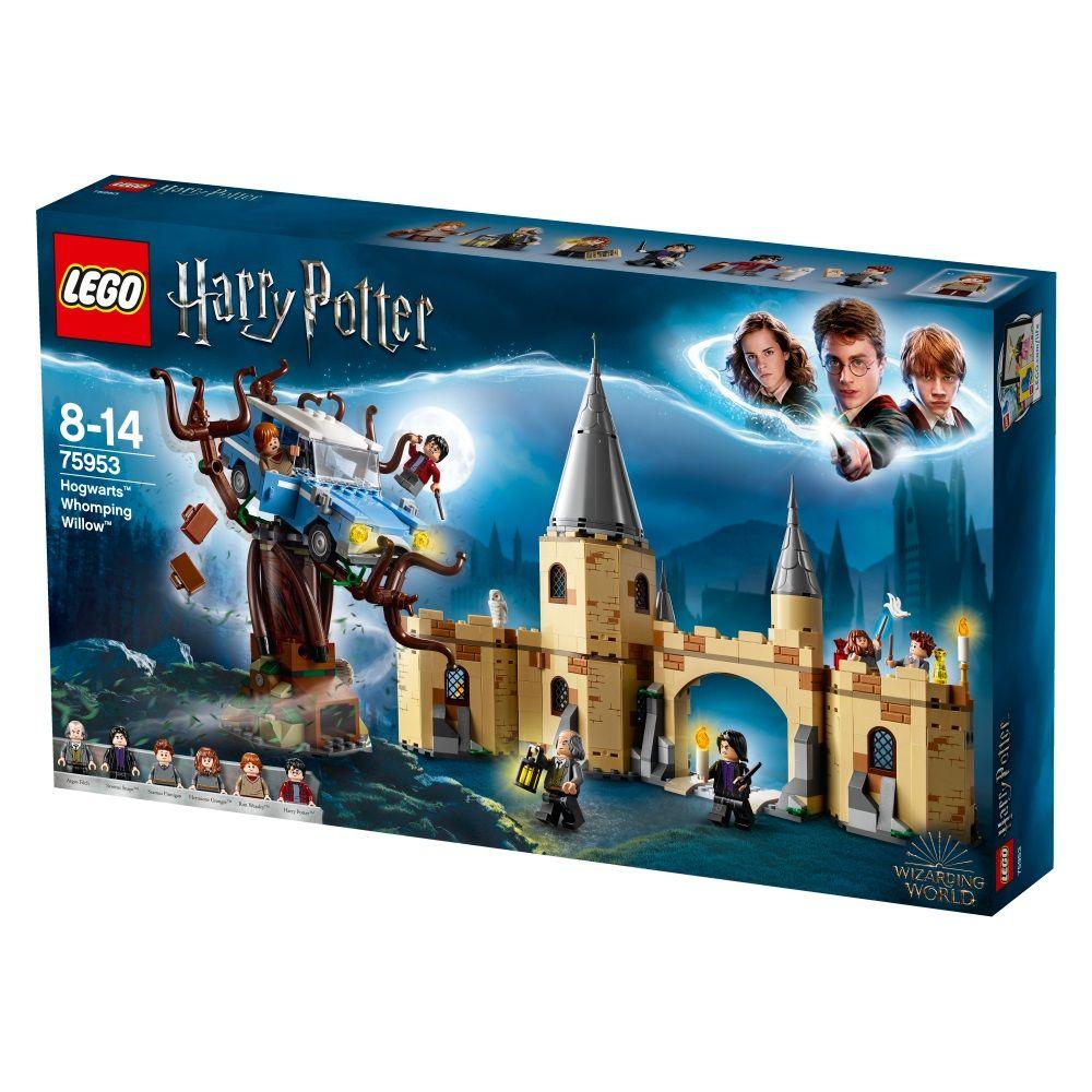 Lego Harry Potter 75953 Il Platano Picchiatore di Hogwarts