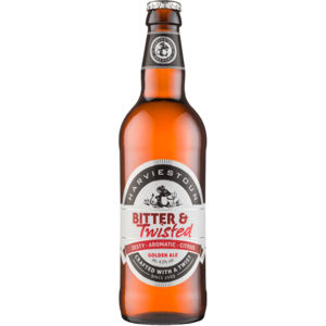 Harviestoun Brewery Bitter & Twisted