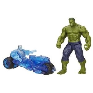 Hasbro Avengers Age of Ultron Hulk vs. Sub-Ultron 003