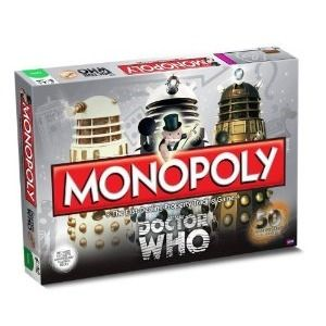 Hasbro Monopoly Doctor Who