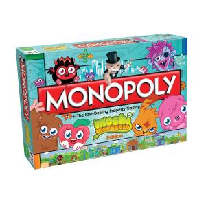 Hasbro Monopoly Moshi Monsters