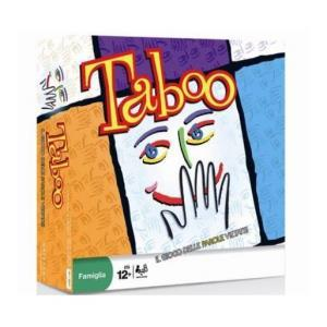 Hasbro Taboo Travel