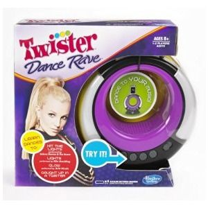 Hasbro Twister Dance Rave