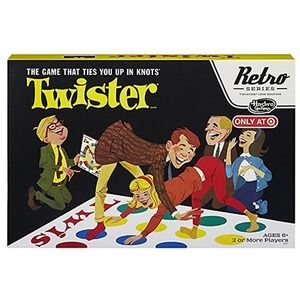 Hasbro Twister Retro
