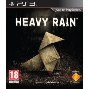 Sony Heavy Rain