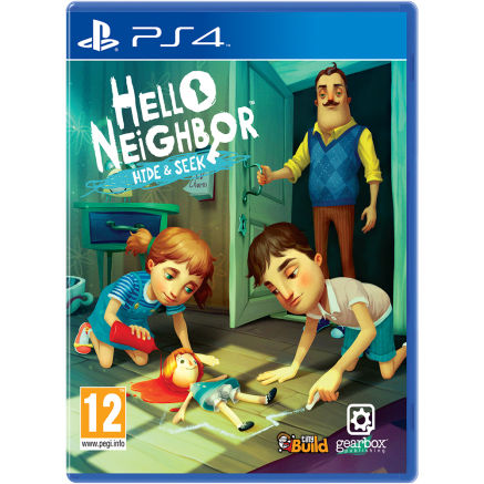 Gearbox Hello Neighbor: Hide & Seek