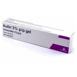 Helsinn Birex Pharmaceuticals Aulin gel 50g 3%