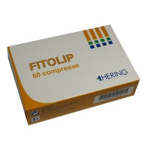 Hering Fitolip 60compresse