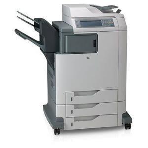 Hewlett packard color laserjet cm4730fm mfp