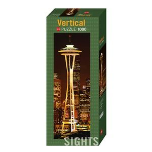Heye Space Needle 1000pz vertical