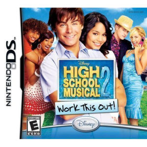 Disney High School Musical 2: Work This Out