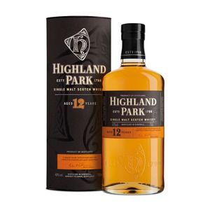 Highland Park Single Malt Scotch Whisky 12 anni