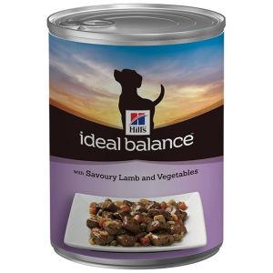 Hill's Ideal Balance Canine Adult (Agnello e Verdure) - umido