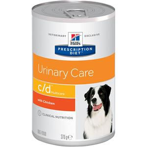 Hill's Prescription Diet c/d Urinary Care Multicare Canine umido