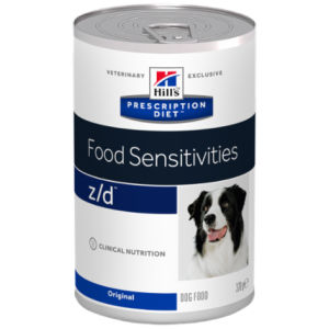 Hill's Prescription Diet Canine z/d Food Sensitivities Umido