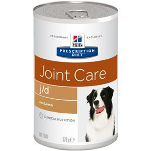 Hill's Prescription Diet j/d Joint Care con Agnello - umido