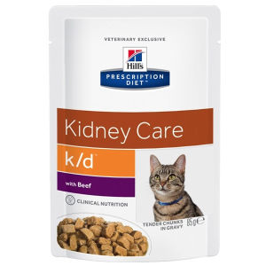 Hill's Prescription Diet k/d Kidney Care con Manzo - umido
