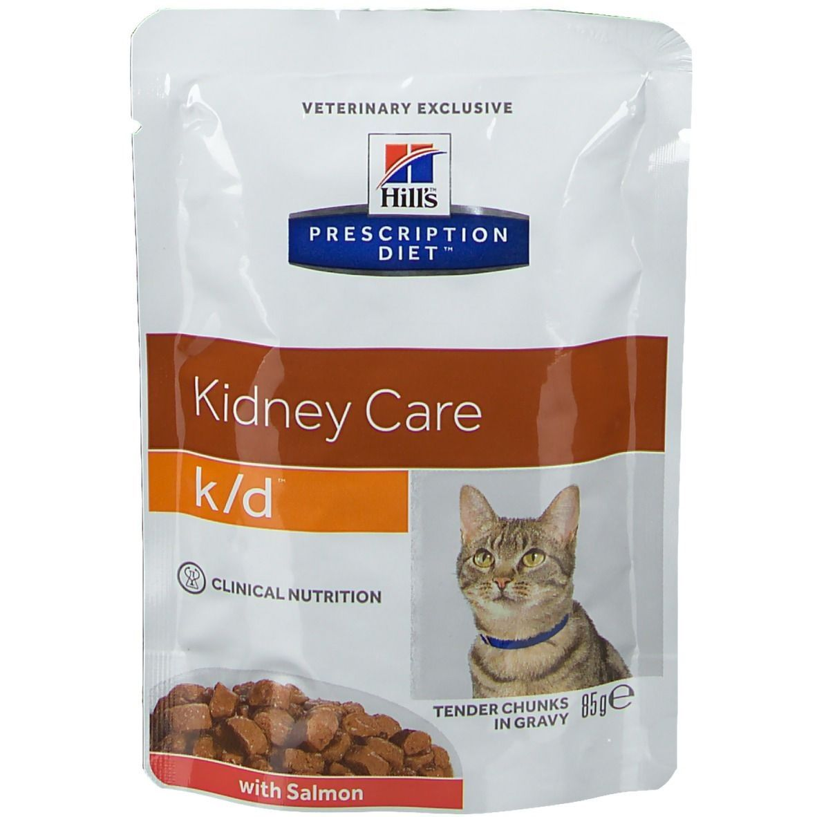 Hill's Prescription Diet k/d Kidney Care con Salmone - umido