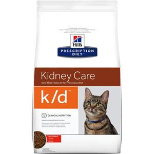Hill's Prescription Diet k/d Kidney Care per gatti