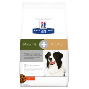 Hill's Prescription Diet Metabolic + Mobility Canine secco
