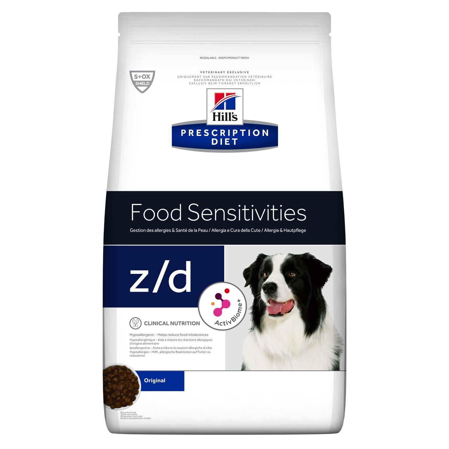 Hill's Prescription Diet Z/D Canine secco