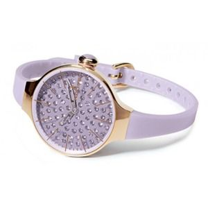 Hoops Chérie Diamond Gold 2483LGD-01