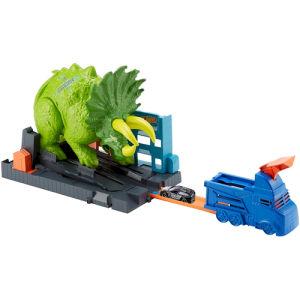 Hot Wheels Attacco del triceratopo