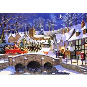 House of Puzzles Christmas Edition 1000pz