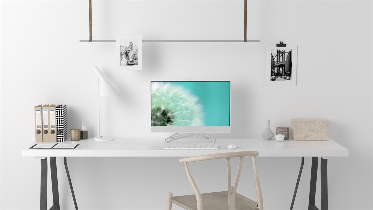 HP All-in-One 200 G3 (3VA53EA)