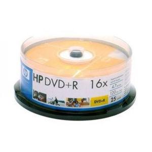 HP DVD+R 4.7 GB