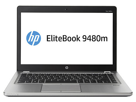 HP EliteBook Folio 9480m - J4C82AW
