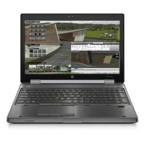 HP EliteBook Mobile Workstation 8570w - LY556ET