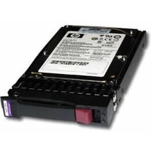 HP Hard Disk Dual Port Enterprise 146 GB hot swap - 2.5'' - SAS-2 - 10000 rpm