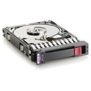 HP Hard Disk Dual Port Enterprise 300 GB hot swap - 2.5'' - SAS-2 - 10000 rpm