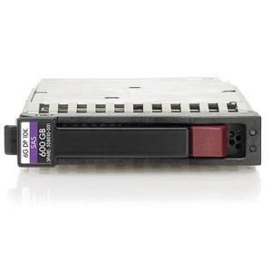 HP Hard Disk Dual Port Enterprise 600 GB hot swap - 2.5'' - SAS-2 - 10000 rpm