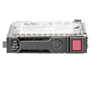 HP Hard Disk Enterprise 300 GB hot swap - 2.5'' - SAS-2 - 10000 rpm