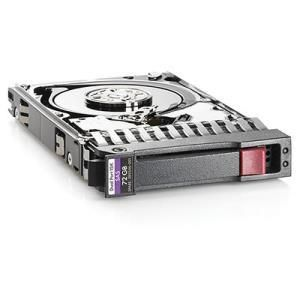 HP Hard Disk Single Port 72 GB hot swap - 2.5'' - SAS - 15000 rpm
