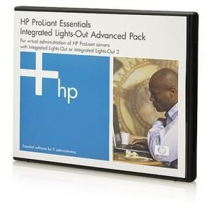 HP Integrity Essentials Integrated Lights-Out 2 Advanced Pack