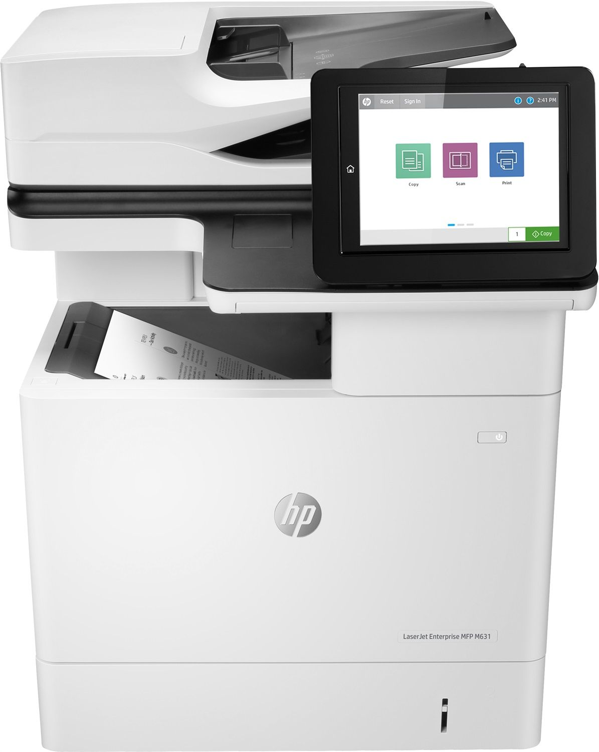 HP LaserJet Enterprise M631dn