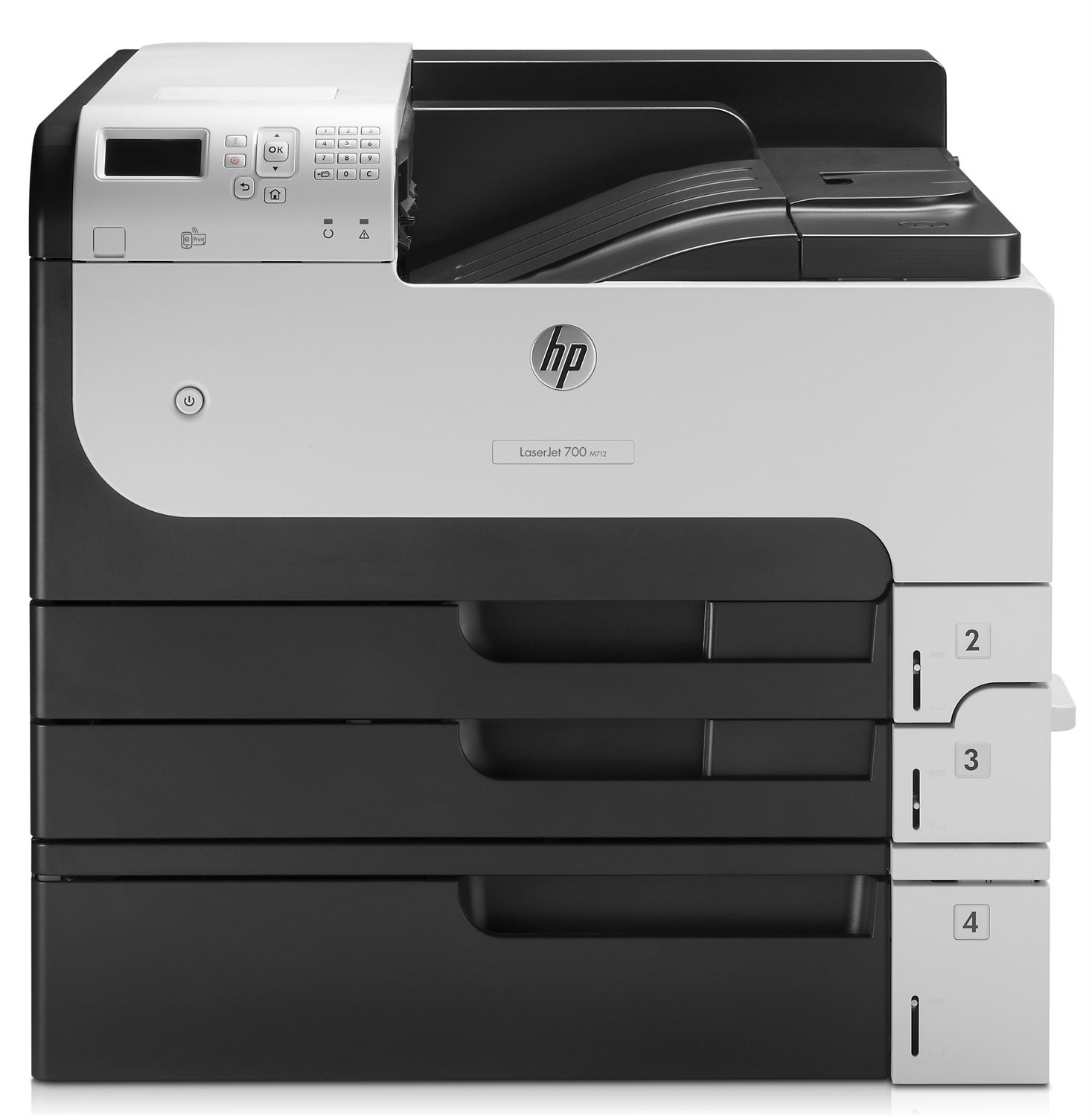HP LaserJet Enterprise M712xh