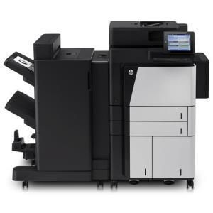 HP LaserJet Managed Flow MFP M830zm