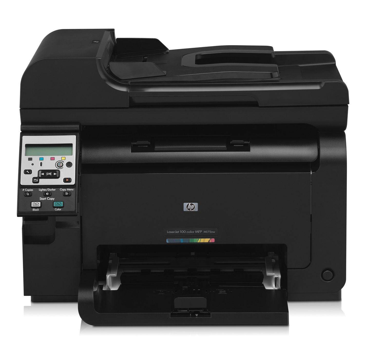 HP LaserJet Pro M175nw MFP