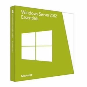 HP Microsoft Windows Server 2012 Essentials