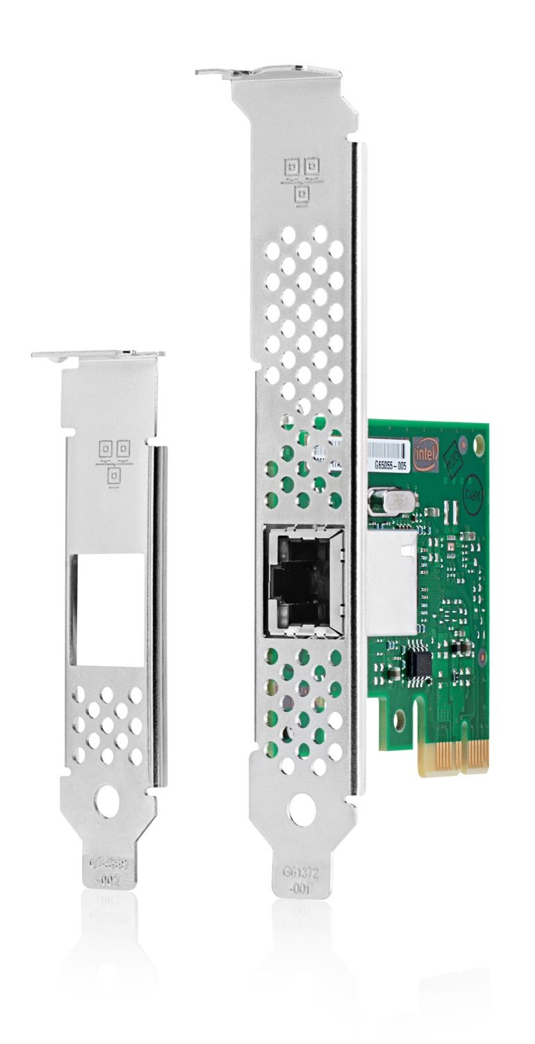HP NIC Intel Ethernet I210-T1 GbE