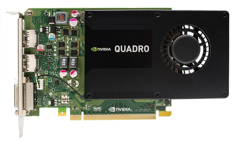 HP Quadro K2200 4GB