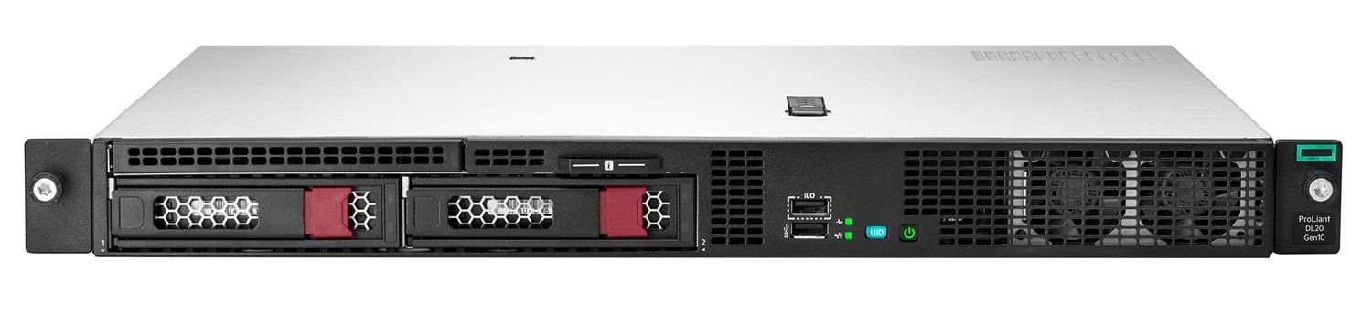 HP ProLiant DL20 Gen10 (P17079-B21)
