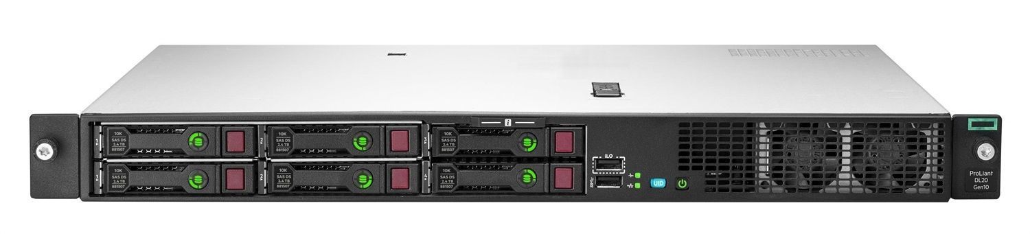 HP ProLiant DL20 Gen10 (P17080-B21)